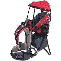 Porte bébé Support Dorsal Transporteur pour l'enfant pour les randonnées et l'excursion par Pawsfiesta