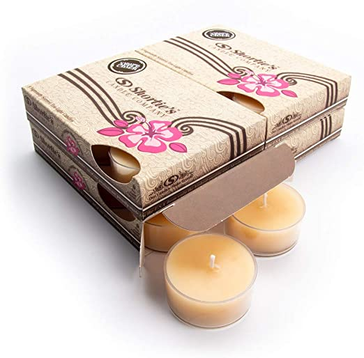 Light and Breezy Mix Handpoured Highly Scented Tea Lights Candles pack of 6