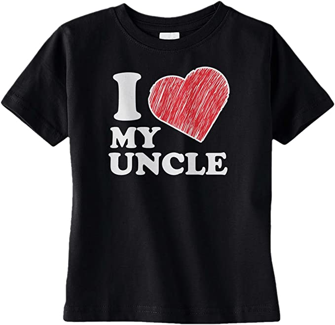 Today Im My Uncles Problem Baby Boys Girls Unisex T-shirt T shirt Tees