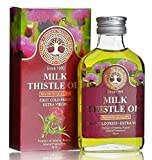Siberian Milk Thistle Oil 100 Ml, Premium Quality, Extra Virgin, First Cold Press – 3.4 Fl Oz Review