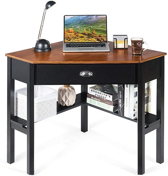 Nightcore Corner Desk