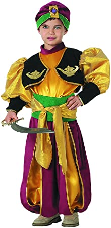 Stamco Disfraz Aladdin (3- De 2 a 3 años): Amazon.es: Juguetes y ...