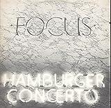 Focus: Hamburger Concerto LP VG+/NM USA ATCO SD 36 100