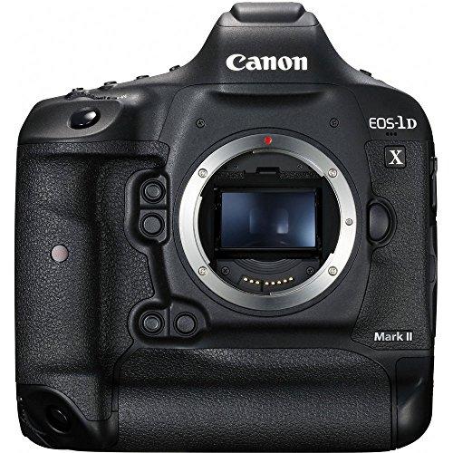 61vJHexcaaL - Canon EOS-1DX Mark II DSLR Camera (Body Only)