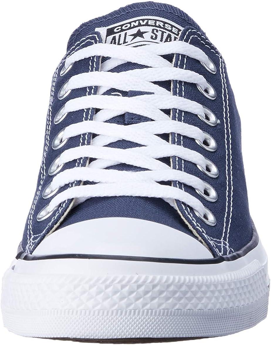 Converse Chuck Taylor All Star Season, Baskets Basses Mixte Bleu