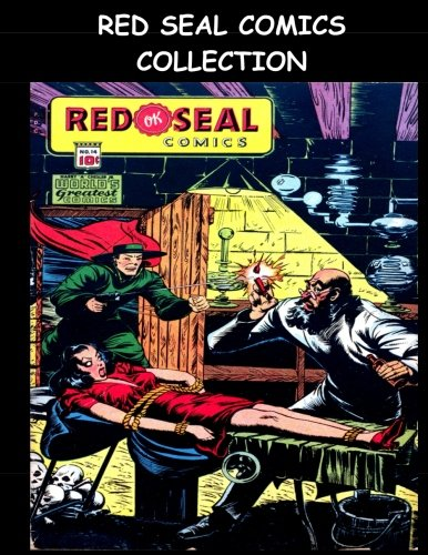 Download Red Seal Comics Collection: 5 Issue Collection - Red Seal Comics #14-#18 pdf