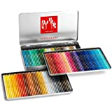 Caran D'ache Supracolor Pencil Set, 120/Tin (J3888420)