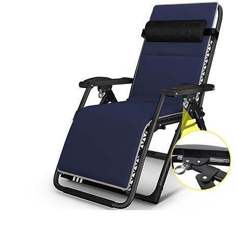 Amazon.com: Gravedad cero silla, chaise Lounges silla ...