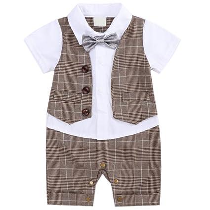 a6f0dd16c9e38 HMT  エイチエムティー ベビーフォーマル ロンパース ベビー服 ボウタイ紳士スーツ 紳士服男の子 幼児