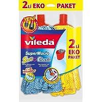 Vileda Supermocio Paspas 2'Li Eko Paket