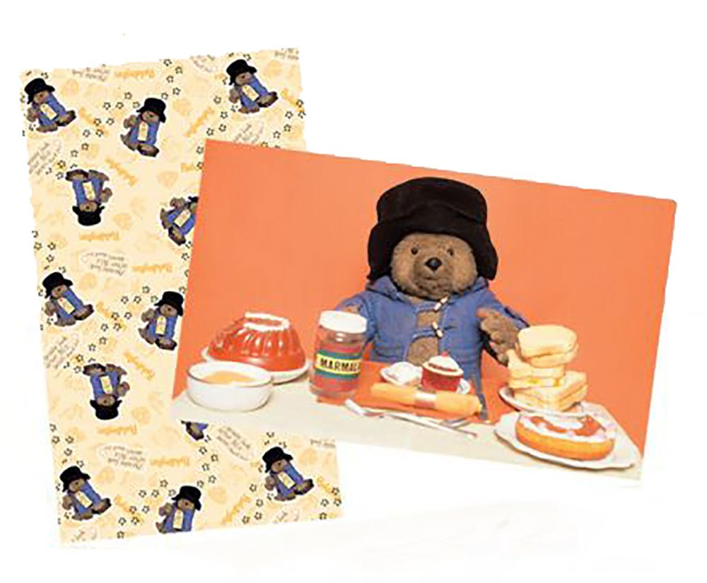 2 x Paddington Tea Towels, Marmalade Elgate