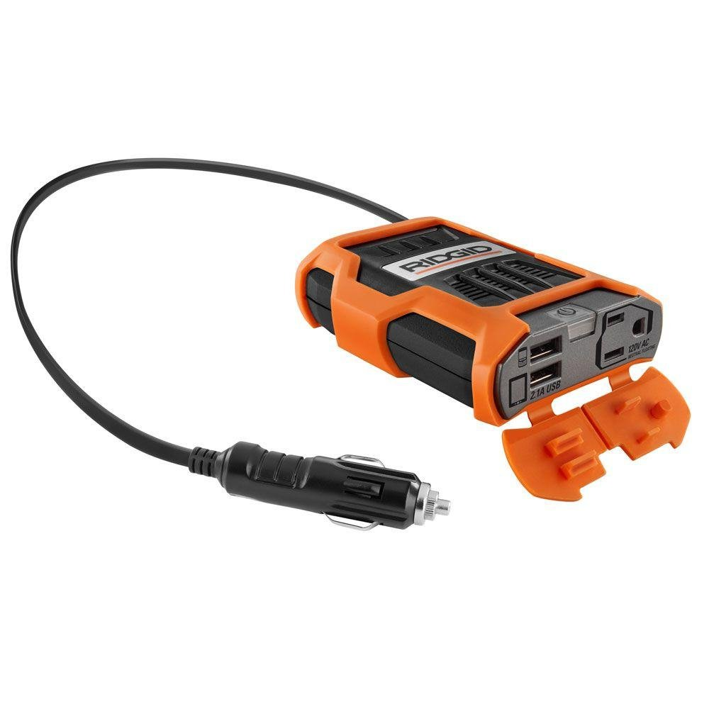 Ridgid RD97100 100 Watt Power Inverter