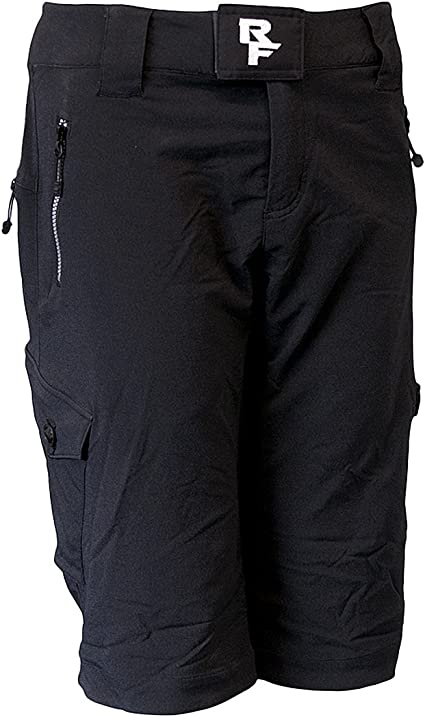 Black Race Face Canuck Shorts Large
