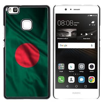 FJCases Bangladesh Bangladesí Bandera Ondeante Carcasa Funda ...