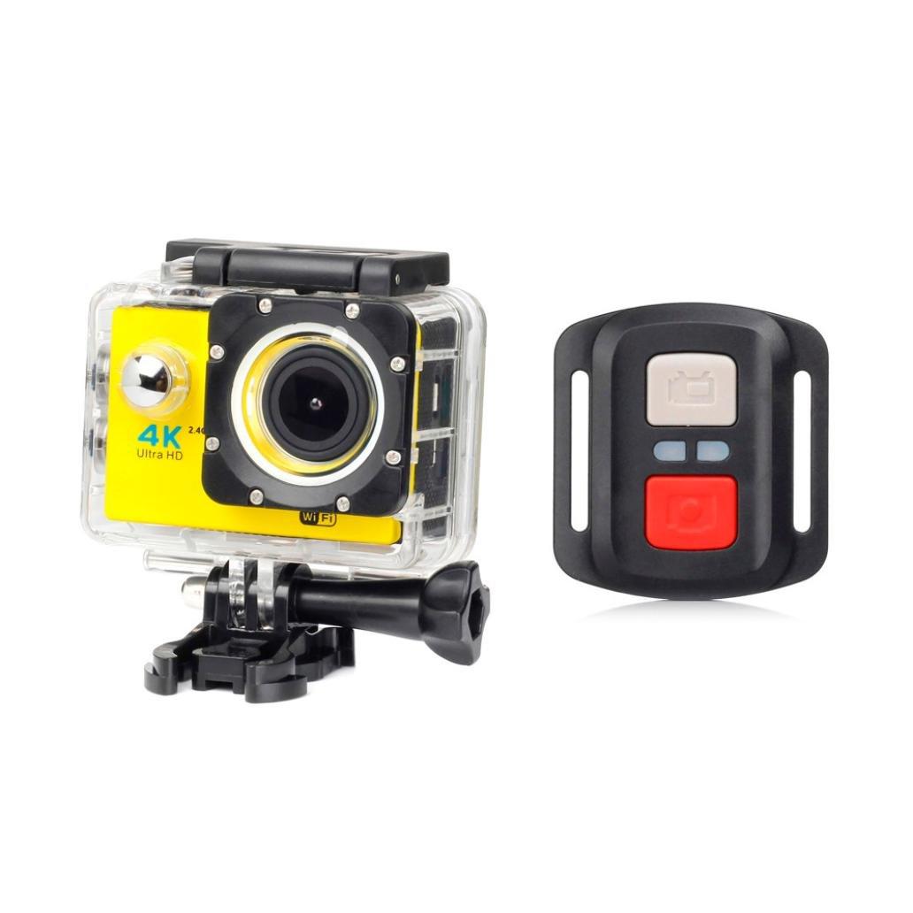 Bescita Neue volle HD 1080P WIFI H16R Tätigkeits-Sport-Kamera-Kamerarecorder wasserdicht + Fern