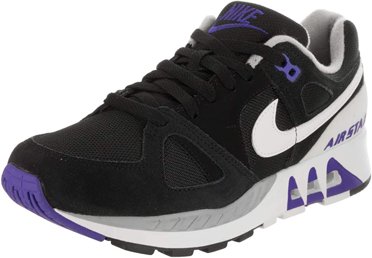 Nike Men s Air Stab Basic Textile Athletic