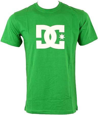 DC Shoes - Camiseta - para hombre Verde verde: Amazon.es: Ropa