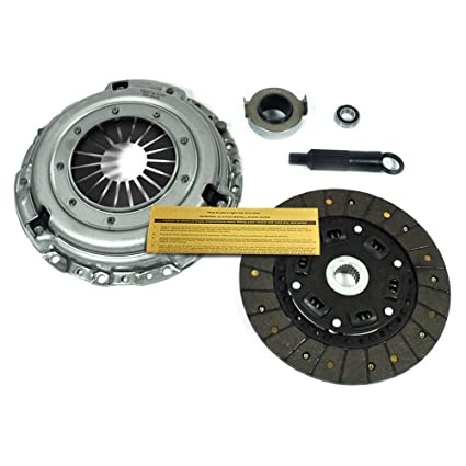 Amazon.com: EFT HEAVY-DUTY CLUTCH KIT 99-00 HONDA CIVIC SI 94-97 DEL SOL VTEC B16 CR-V 2.0L: Automotive