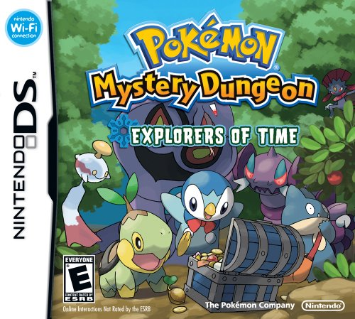 Pokemon Mystery Dungeon Explorers Time