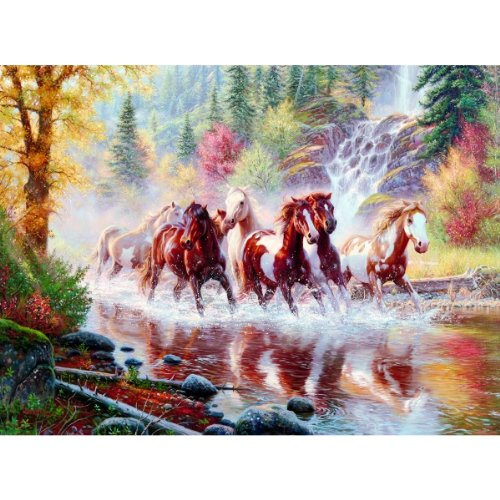 Born to Run Jigsaw Puzzle 3000pc
