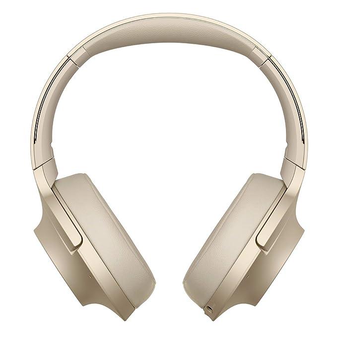 h.ear on 2 Wireless NC WH-H900N Pale Goldの写真02。おしゃれなヘッドホンをおすすめ-HEADMAN(ヘッドマン)-