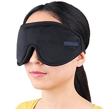 Sleep & Snoring Health Care Special Section 3d Sleeping Eye Mask Cover Shade Man Woman Health Care Portable Adjustable Eye Sleep Mask Blindfold Eyeshade Travel Eyepatch Special Buy