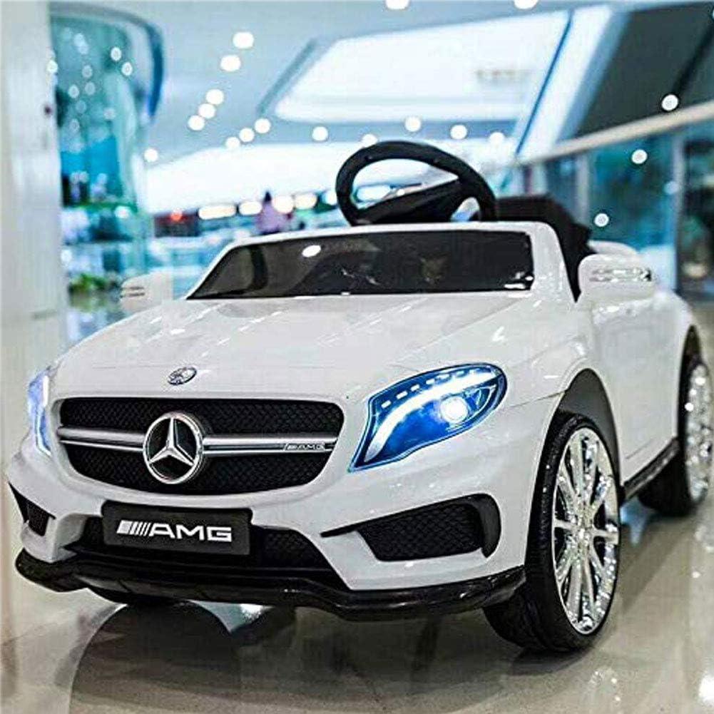 Auto Elettrica Bambini Mercedes AMG GLA 45 Coupe/' 12V Rosso Con Mp3 Ingresso USB