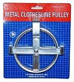 T.W . Evans Cordage 47-012 Metal Clothesline Pulley