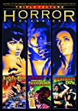 Horror Classics Triple Feature (Bloody Pit of Horror / Horrors of Spider Island / Nightmare Castle)