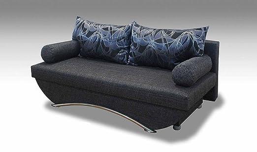 Rabatti Möbeltrend sofá de 2 plazas de 2 plazas sofá Franz ...