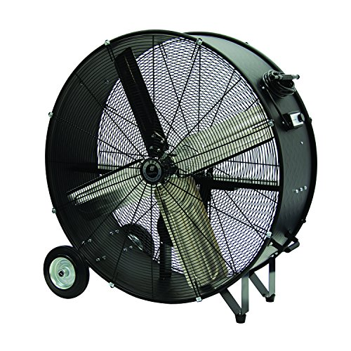 TPI 8706602 CPB42B Commercial Belt Drive Blower, 42