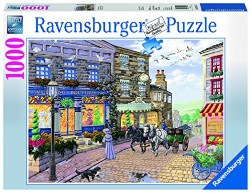 Ravensburger The Wedding Shop 1000 Piece Jigsaw Puzzle for Adults - Every piece is unique, Softclick technology Means Pieces Fit Together Perfectly