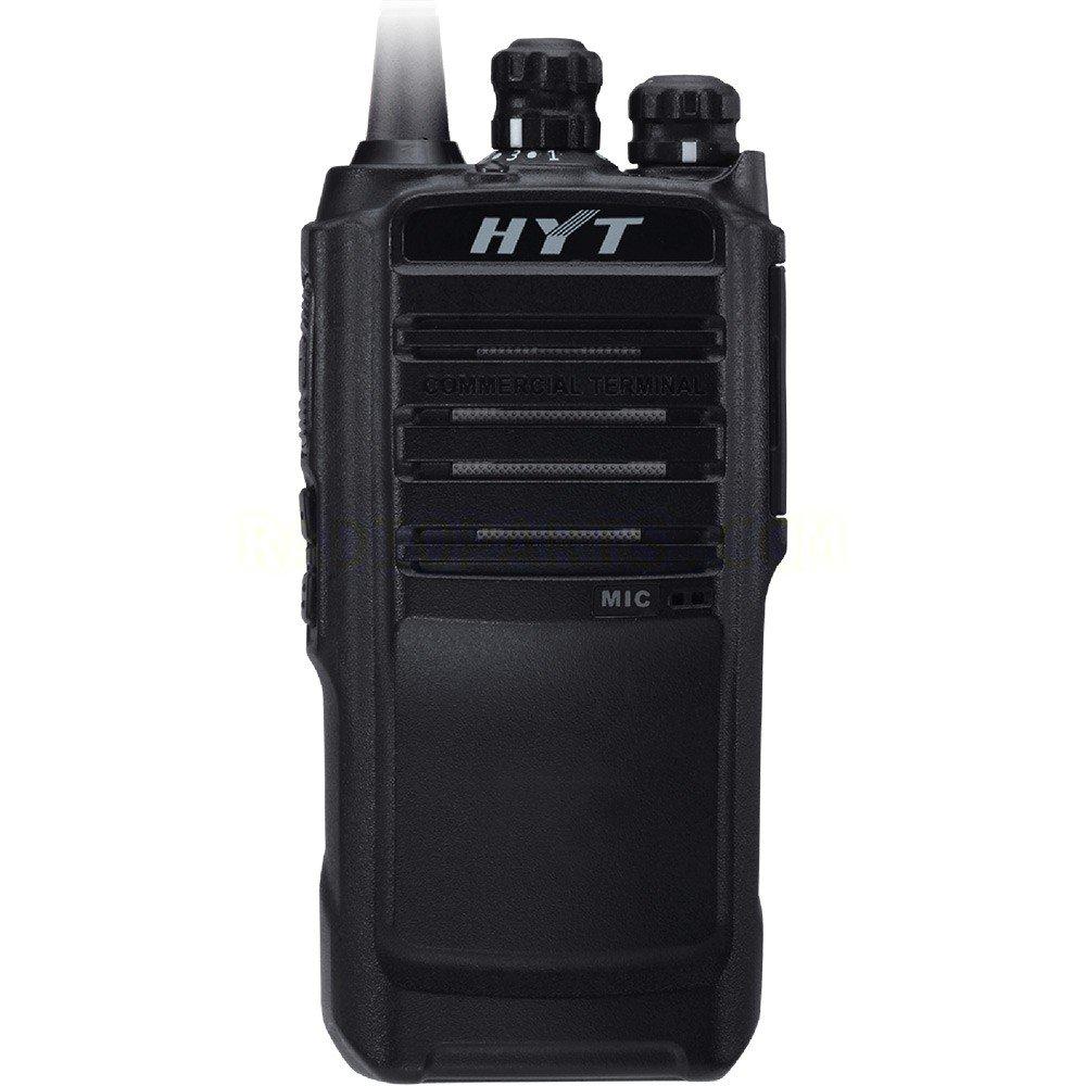 TC-508 TC-508U TC-508U1 Original HYT UHF 400-470 MHz Handheld Transceiver - 16 Channels, 4 Watts
