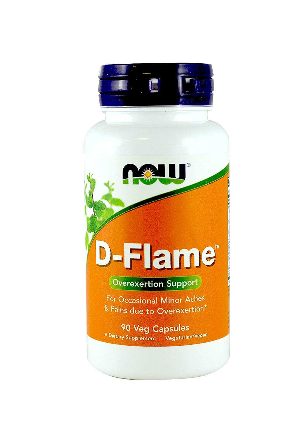 Now Foods D-FLAME TM, 90 Vcaps Pack of 4