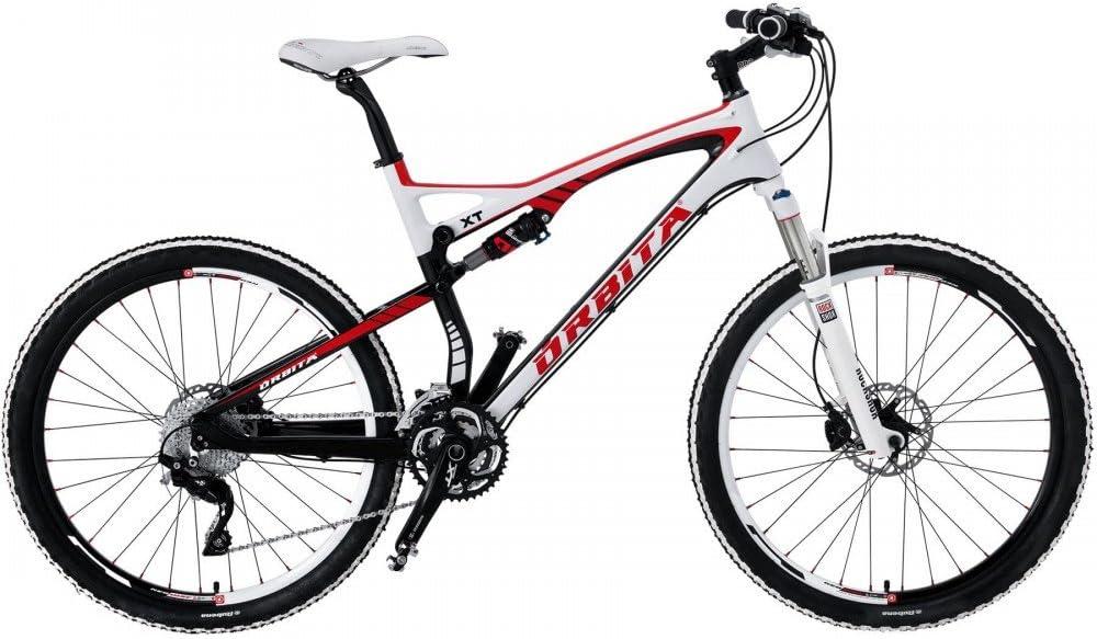 Bicicleta MTB Carbono Doble suspensión Orbita XTR 26 FOX 30v ...