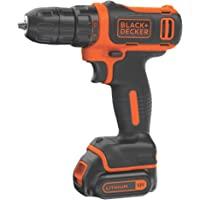 BLACK+DECKER 12V MAX Cordless Drill/Driver (BDCDD12C)