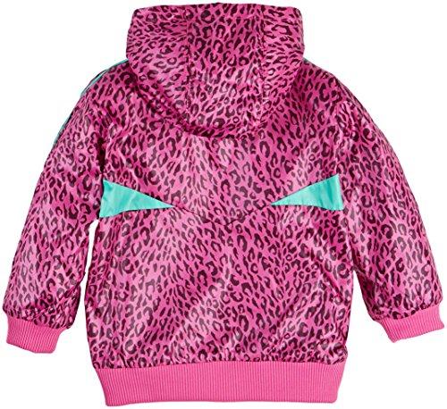adidas Originals Kinder Colorado Leopard Windbreaker Trefoil