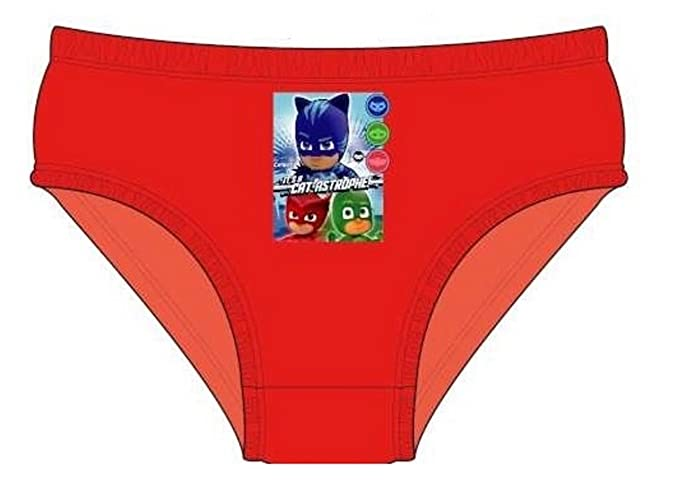 TDP Pack of 3 Pj Mask Boys Briefs Pants Underwear