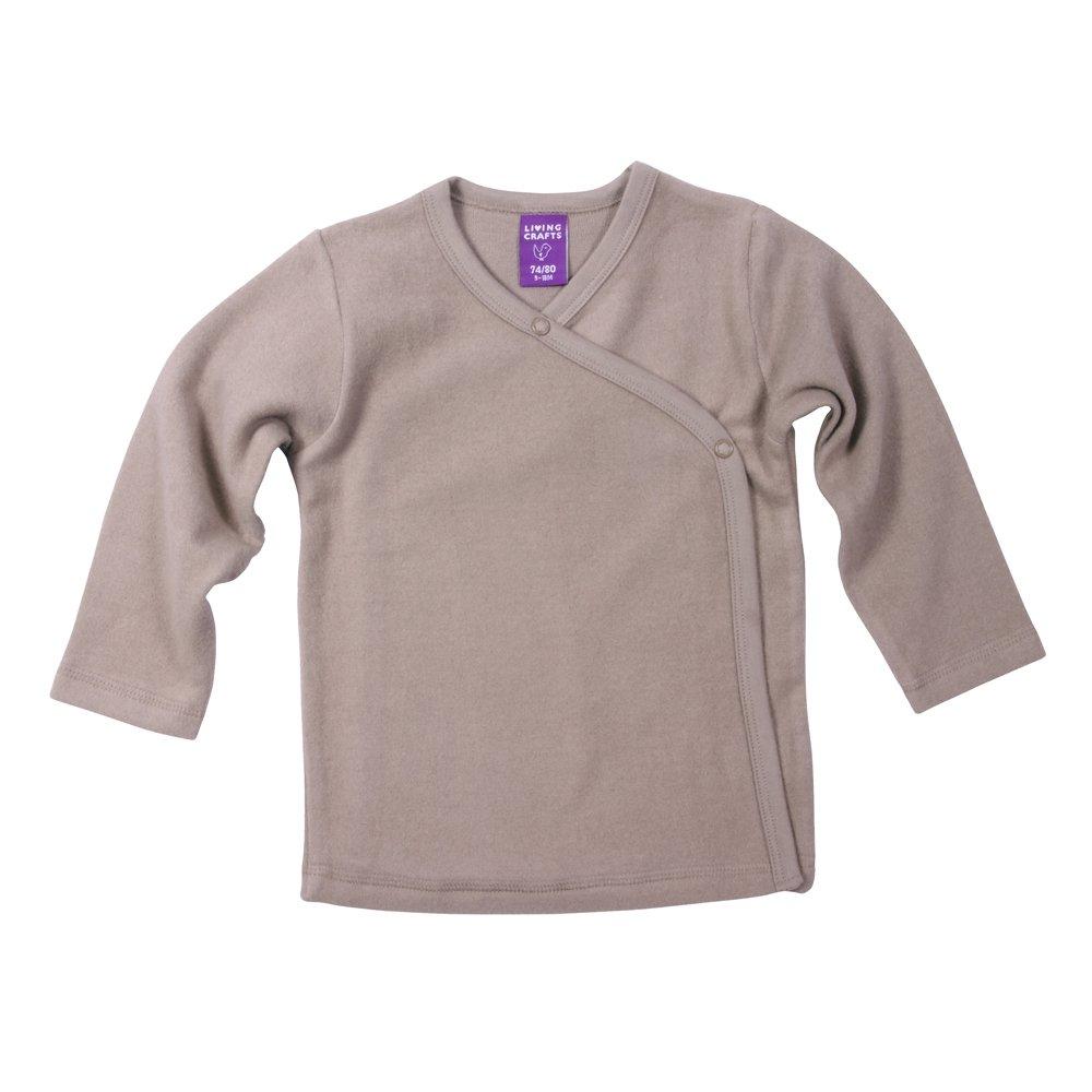 Living Crafts Baby Wickel-Jacke aus Bio-Baumwolle 6315