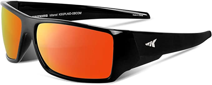 KastKing Seneca Polarized Sport Sunglasses for Men and Women
