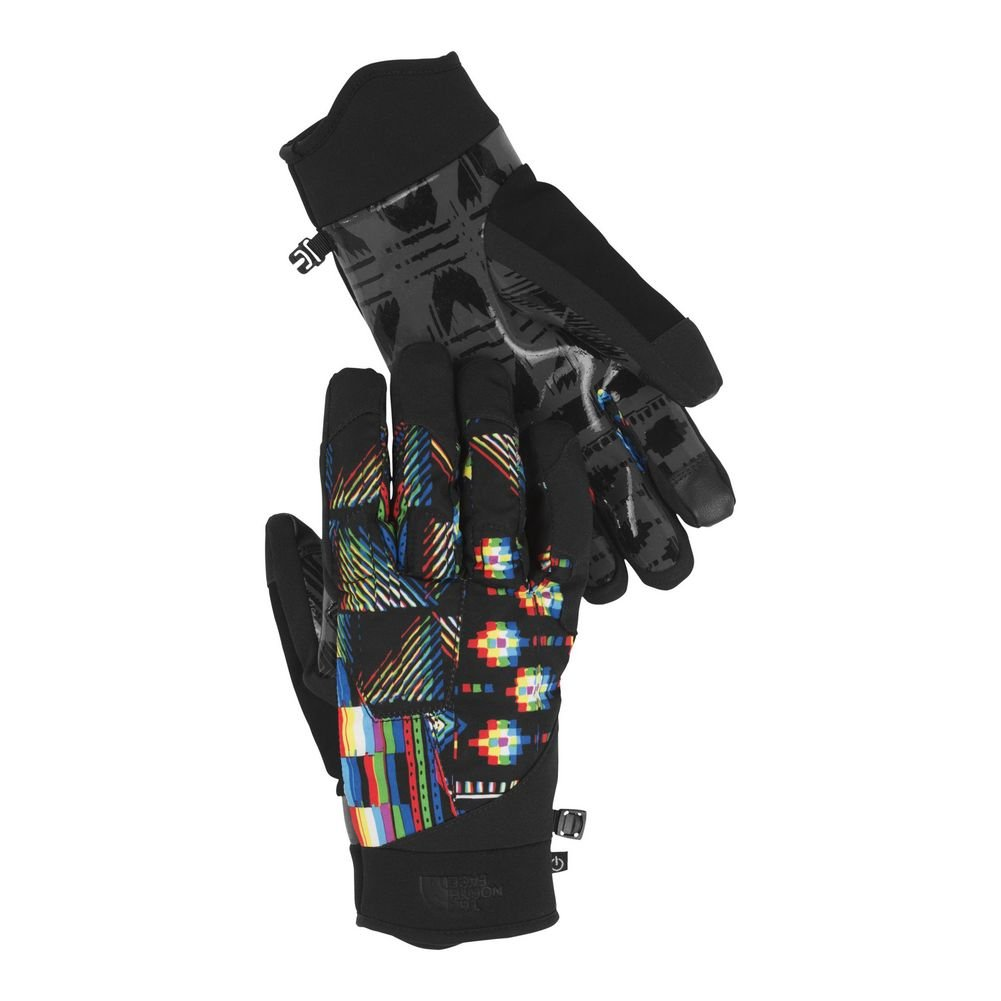 e74499e0d The North Face Sierra Park Etip Glove TNF Black/TNF Black Glitch ...