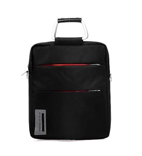 Wewod bolso de ordenador portatil 14 pulgadas con asa anillo de aluminio 40 x 30 x