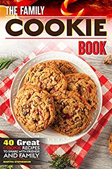 Family Cookie Book Recipes Friends ebook