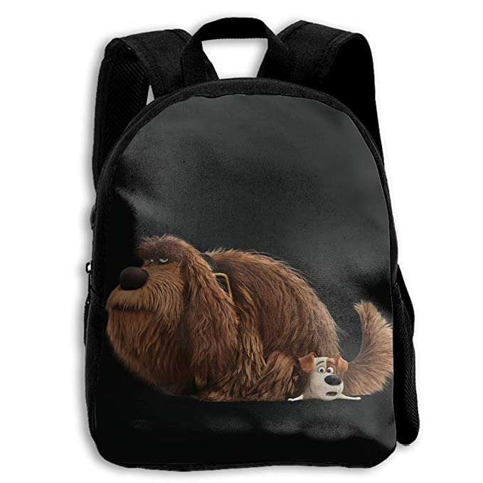 6fb6f738a92a Amazon.com: The Secret Life of Pets Max and Duke Backpacks for ...