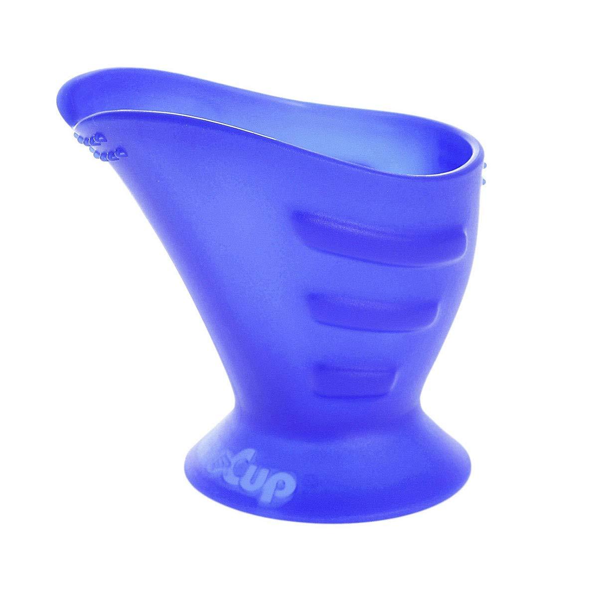 colore Coppetta anti macchie azzurro CamoCup Hoppediz
