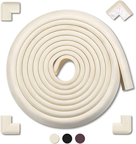 Furniture Corner Safety Bumpers Edge Protection Soft Hearth Guard NEW