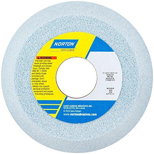 Flaring Cup Wheel, 5 Diax1.75Tx1.25AH, PK5 by Saint Gobain