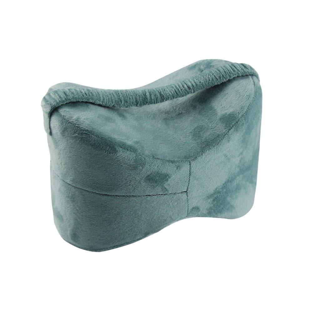 coussin de jambe pour soulagement de la sciatique Oreiller de jambe avec mousse /à m/émoire de forme et housse Coussin orthop/édique pour genou douleur de jambe grossesse hanche douleur dorsale
