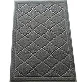 Easyology Premium Cat Litter Mat, Non Toxic,  XL Super Size, Light Gray