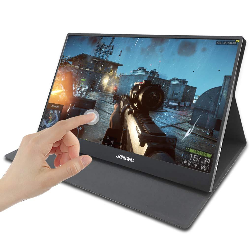 Monitor Portatil USB-C 15.6 1920x1080 IPS HDMI JOHNWILL